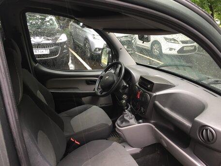 Купить FIAT Doblo пробег 97 000.00 км 2010 год выпуска