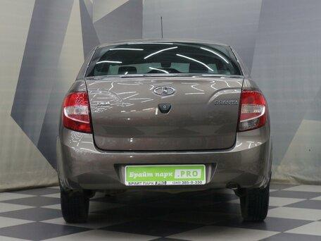 Купить ЛАДА (ВАЗ) Гранта пробег 43 000.00 км 2017 год выпуска