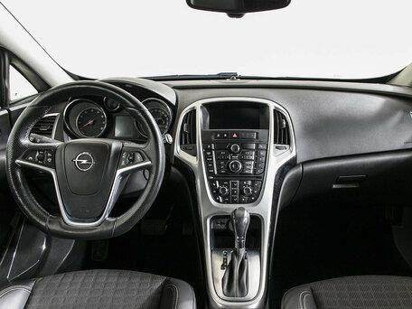 Купить Opel Astra пробег 124 775.00 км 2013 год выпуска