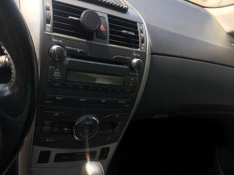 Купить Toyota Corolla пробег 115 000.00 км 2010 год выпуска