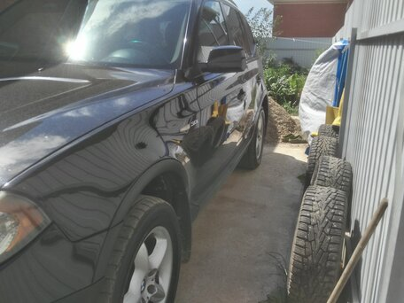 Купить BMW X3 пробег 326 000.00 км 2004 год выпуска