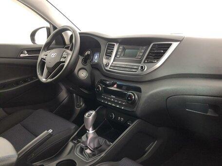 Купить Hyundai Tucson пробег 37 720.00 км 2016 год выпуска