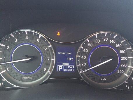 Купить Infiniti QX56 пробег 135 000.00 км 2012 год выпуска