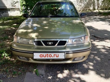 Купить Daewoo Nexia пробег 71 670.00 км 2007 год выпуска