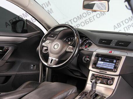 Купить Volkswagen Passat CC пробег 97 000.00 км 2012 год выпуска