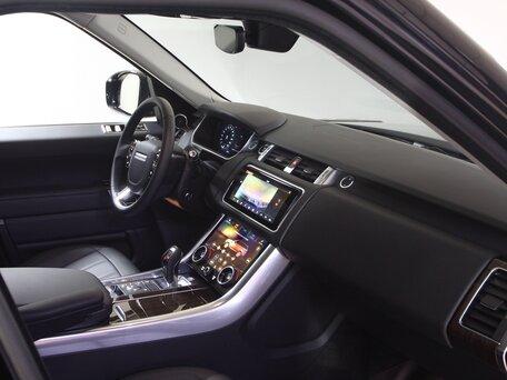 Купить Land Rover Range Rover Sport пробег 7 518.00 км 2018 год выпуска
