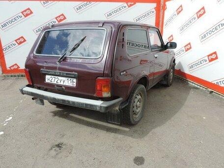 Купить ЛАДА (ВАЗ) 2121 (4x4) пробег 115 000.00 км 2011 год выпуска
