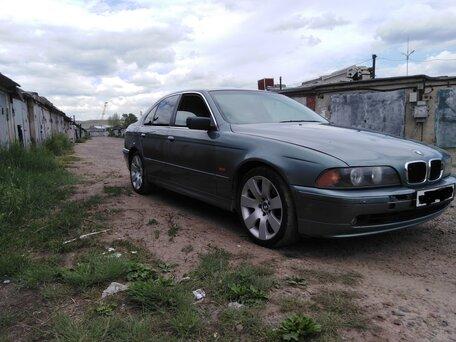Купить BMW 5 серия пробег 235 785.00 км 2001 год выпуска