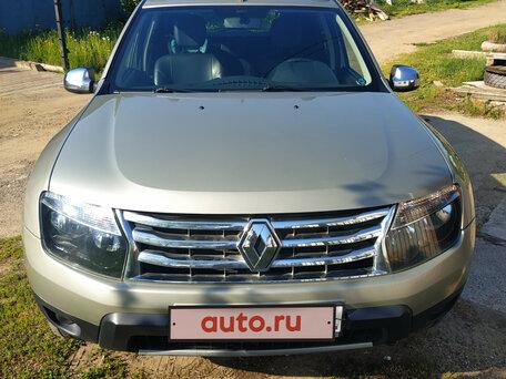 Купить Renault Duster пробег 141 000.00 км 2012 год выпуска