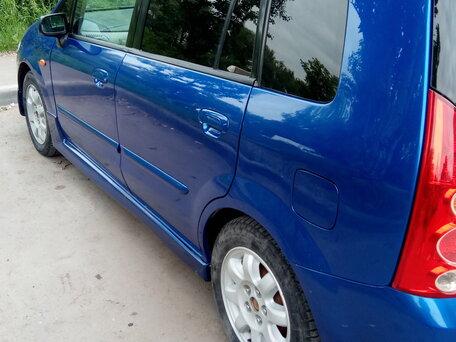 Купить Mazda Premacy пробег 251 000.00 км 2002 год выпуска