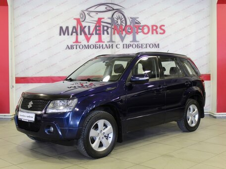 Купить Suzuki Grand Vitara пробег 120 000.00 км 2010 год выпуска