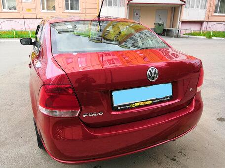 Купить Volkswagen Polo пробег 27 700.00 км 2014 год выпуска