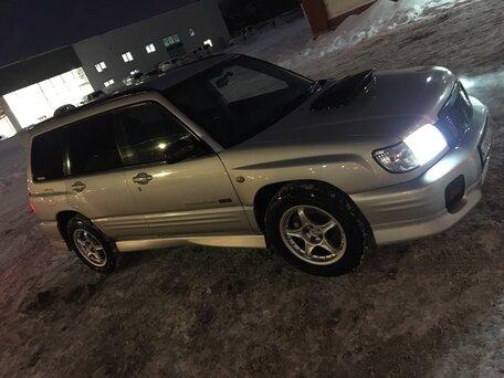 Купить Subaru Forester пробег 400 000.00 км 2000 год выпуска