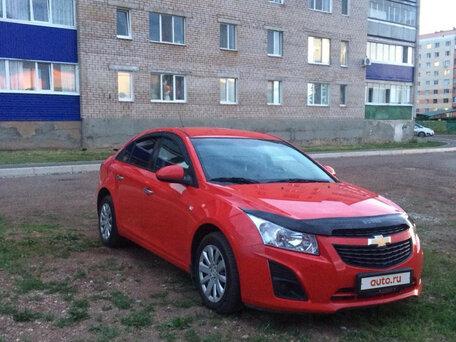 Купить Chevrolet Cruze пробег 64 300.00 км 2013 год выпуска