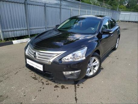 Купить Nissan Teana пробег 32 587.00 км 2014 год выпуска