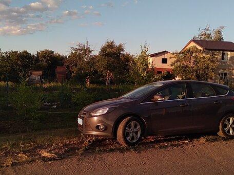 Купить Ford Focus пробег 125 000.00 км 2012 год выпуска