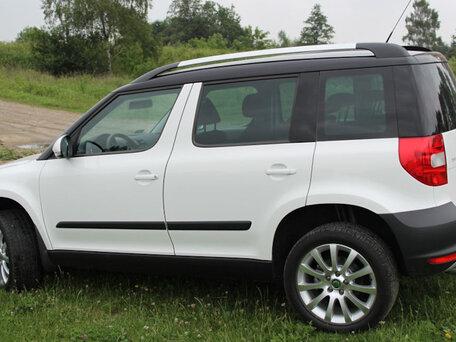Купить Skoda Yeti пробег 90 000.00 км 2014 год выпуска