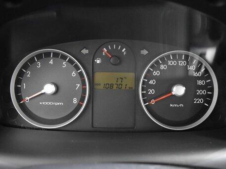 Купить Hyundai Getz пробег 108 701.00 км 2008 год выпуска