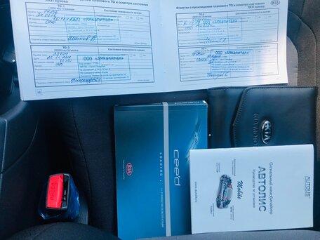 Купить KIA ceed пробег 62 000.00 км 2015 год выпуска