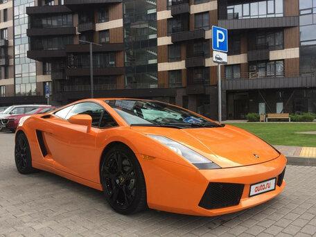 Купить Lamborghini Gallardo с пробегом