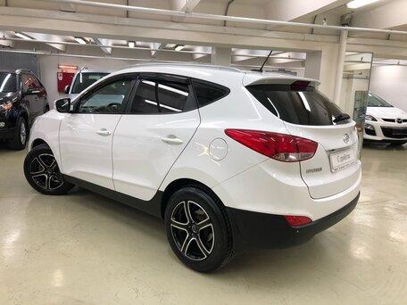 Купить Hyundai ix35 пробег 88 000.00 км 2012 год выпуска