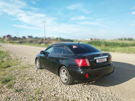 Купить Subaru Impreza пробег 142 000.00 км 2008 год выпуска