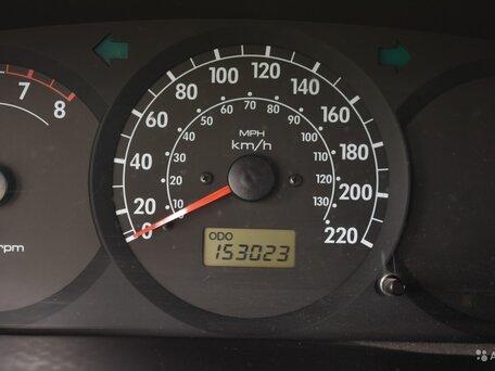 Купить KIA Spectra пробег 156 000.00 км 2008 год выпуска