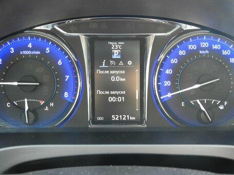 Купить Toyota Camry пробег 52 121.00 км 2016 год выпуска