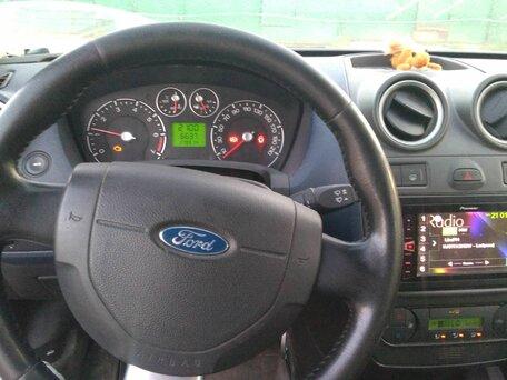 Купить Ford Fiesta пробег 180 000.00 км 2008 год выпуска