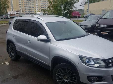 Купить Volkswagen Tiguan пробег 91 000.00 км 2012 год выпуска