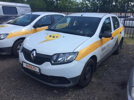 Купить Renault Logan пробег 170 000.00 км 2015 год выпуска