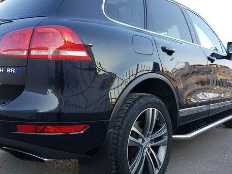 Купить Volkswagen Touareg пробег 93 000.00 км 2011 год выпуска