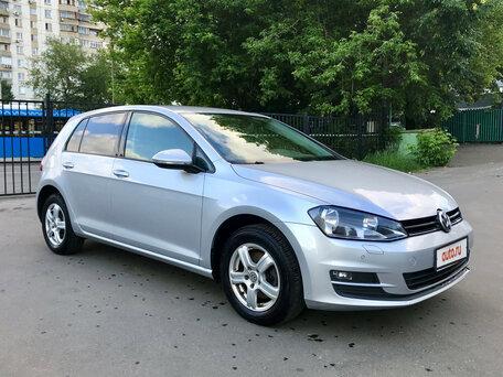 Купить Volkswagen Golf пробег 76 800.00 км 2014 год выпуска