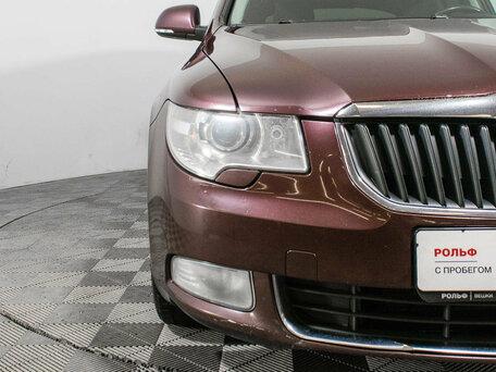 Купить Skoda Superb пробег 210 108.00 км 2009 год выпуска