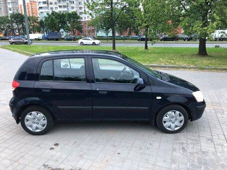 Купить Hyundai Getz пробег 240 000.00 км 2004 год выпуска