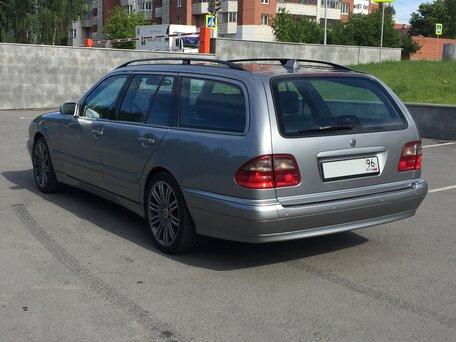 Купить Mercedes-Benz E-klasse пробег 370 000.00 км 2002 год выпуска