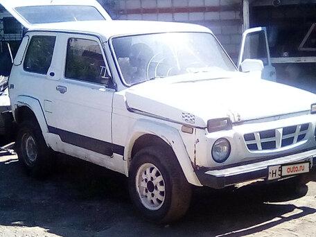Купить ЛАДА (ВАЗ) 2121 (4x4) пробег 77 000.00 км 2002 год выпуска