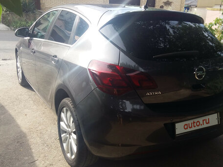 Купить Opel Astra пробег 125 000.00 км 2011 год выпуска