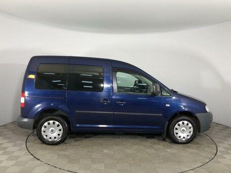 Купить Volkswagen Caddy пробег 163 633.00 км 2009 год выпуска