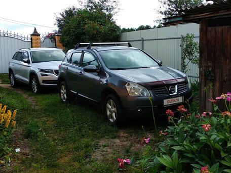 Купить Nissan Qashqai пробег 146 250.00 км 2008 год выпуска
