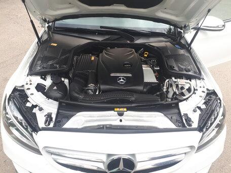 Купить Mercedes-Benz C-klasse пробег 18 000.00 км 2016 год выпуска