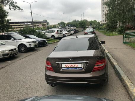Купить Mercedes-Benz C-klasse пробег 85 600.00 км 2013 год выпуска