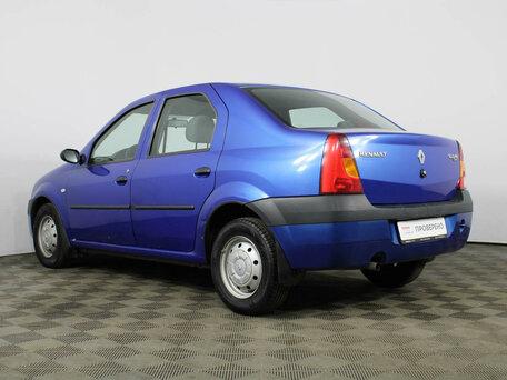 Купить Renault Logan пробег 170 500.00 км 2008 год выпуска