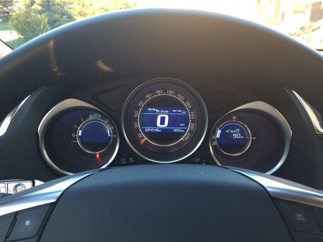 Купить Citroen C4 пробег 75 000.00 км 2015 год выпуска
