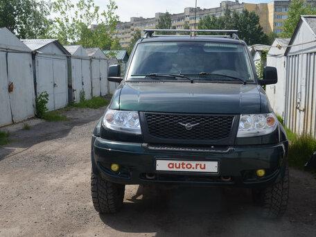 Купить УАЗ Patriot пробег 70 000.00 км 2013 год выпуска