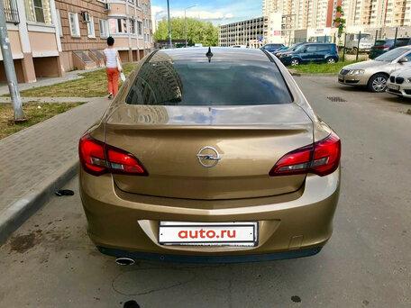 Купить Opel Astra пробег 87 000.00 км 2013 год выпуска