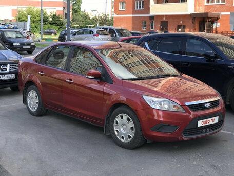 Купить Ford Focus пробег 189.00 км 2009 год выпуска