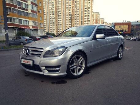 Купить Mercedes-Benz C-klasse пробег 138 000.00 км 2011 год выпуска