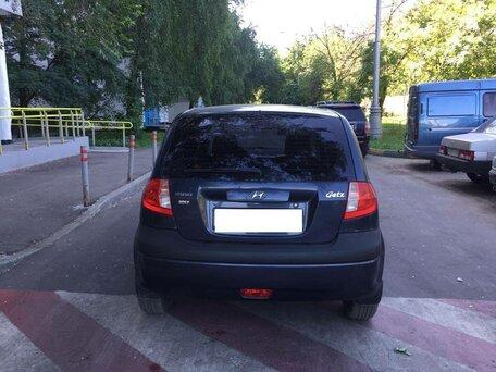 Купить Hyundai Getz пробег 67 000.00 км 2008 год выпуска