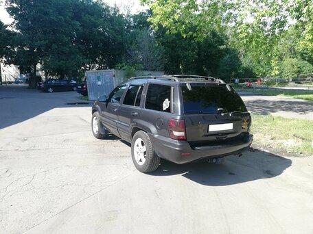 Купить Jeep Grand Cherokee пробег 260 223.00 км 1999 год выпуска
